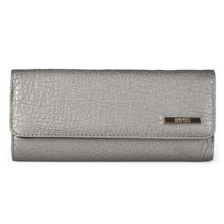 Kenneth Cole Reaction Women's Elongated Trifold Clutch Wallet (2 options available)