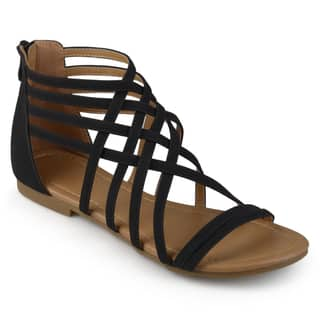 d7e7acbaa Buy Black Women s Sandals Online at Overstock