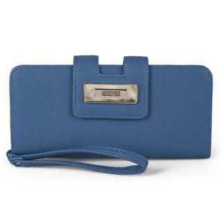 Kenneth Cole Reaction Women's Tab Utility Clutch Wallet