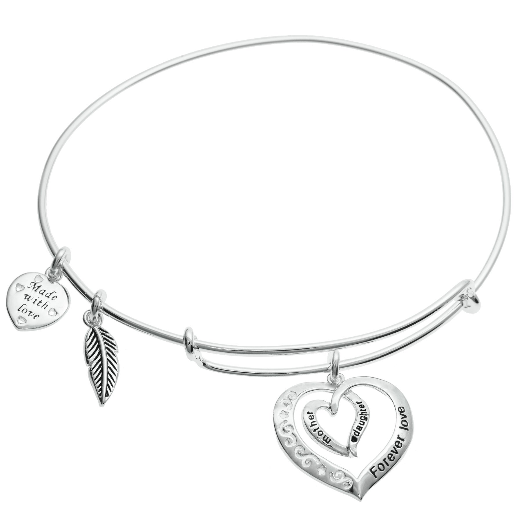 Qina C Sterling Silver Mother