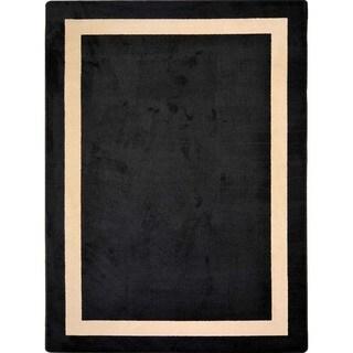 Joy Carpets Kid Essentials Onyx Portrait Area Rug (10'9 x 13'2)