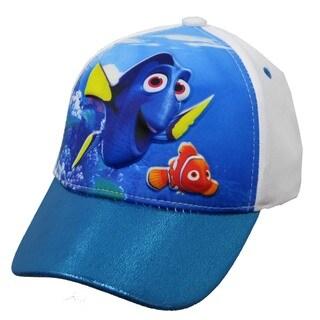 Disney Finding Dory Nemo 3D Boys' 4-14 Baseball Cap