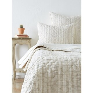 Allen Cotton/Linen Quilt