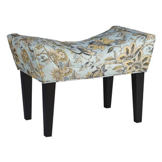 Maddie Chamberlain Spa Button-Tufted Single Bench