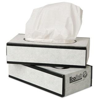 Wausau Paper EcoSoft Green Seal Facial Tissue 150 Sheets/Pack