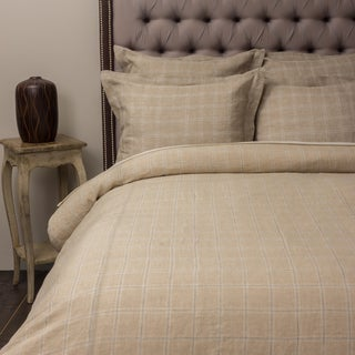 Zachery Linen Duvet Cover