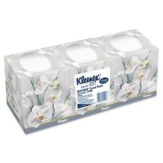 Kleenex Facial Tissue 2-Ply Pop-Up Box 3 Boxes/Pack 12 Packs/Carton