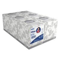 Kleenex White Facial Tissue 2-Ply Pop-Up Box 36/Carton