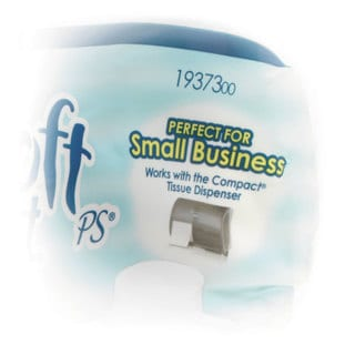 Georgia Pacific Professional Angel Soft ps Compact Coreless Bath Tissue 2-Ply WE 750 Sheets/Roll 12 Roll/Carton