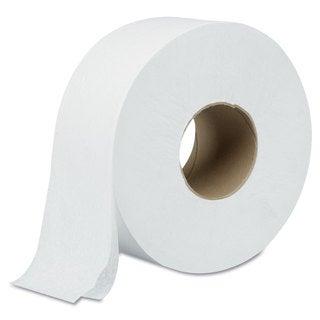 Atlas Paper Mills Green Heritage JRT Jr. Bath Tissue 2-Ply 9 inches dia White 1000ft 12/Carton