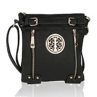 MKF Collection Avery Crossbody Bag by Mia K. Farrow