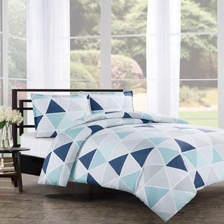 Tribeca Cotton 3-Piece Duvet Cover Set