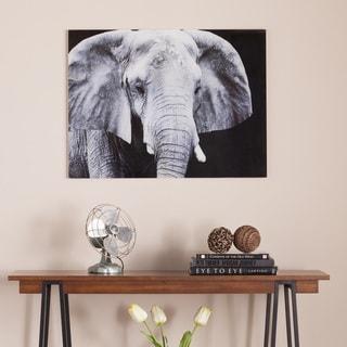 Harper Blvd The Elephant Glass Wall Art