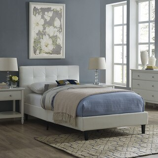 Linnea Bed Frame in White