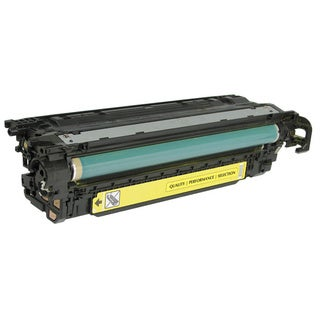 Triumph 751000NSH1281 Remanufactured CE402A (507A) Toner, Yellow