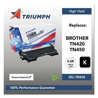 Triumph 751000NSH1072 Remanufactured TN450 High-Yield Toner, Black