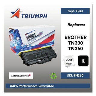 Brother TN360 High-Yield Toner Black