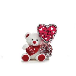 Valentine's Day Cuddles Bear