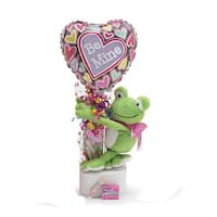 Love You Frog Prince Valentine's Day Gift Set