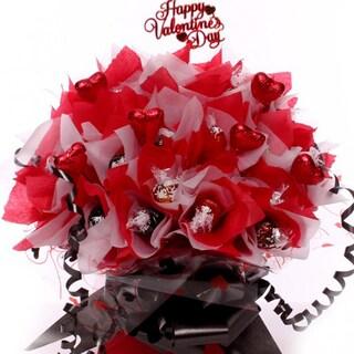 Lindor Valentine Special Chocolates Bouquet