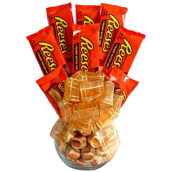 Reeses Lover Dream Candy Bouquet