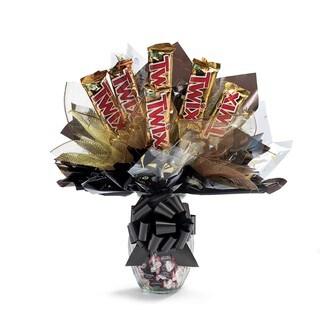 Gourmet Twix Candy Bouquet