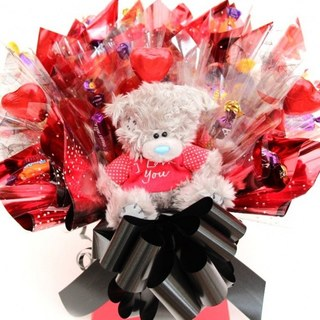 Chocolate Bouquet from Me to You