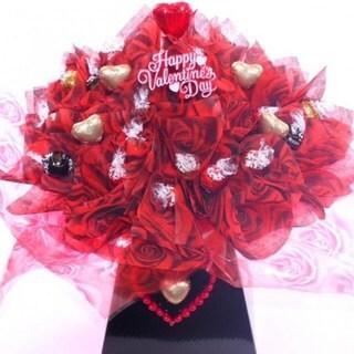 Lindt Deluxe Chocolate Bouquet Gift Set