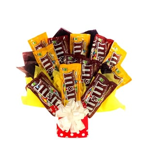 M&M's Chocolate Bouquet