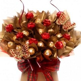 Chocolate Stars Bouquet