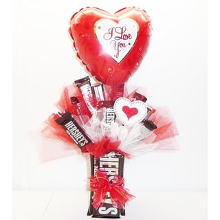 Hershey's Sweet Candy Bouquet