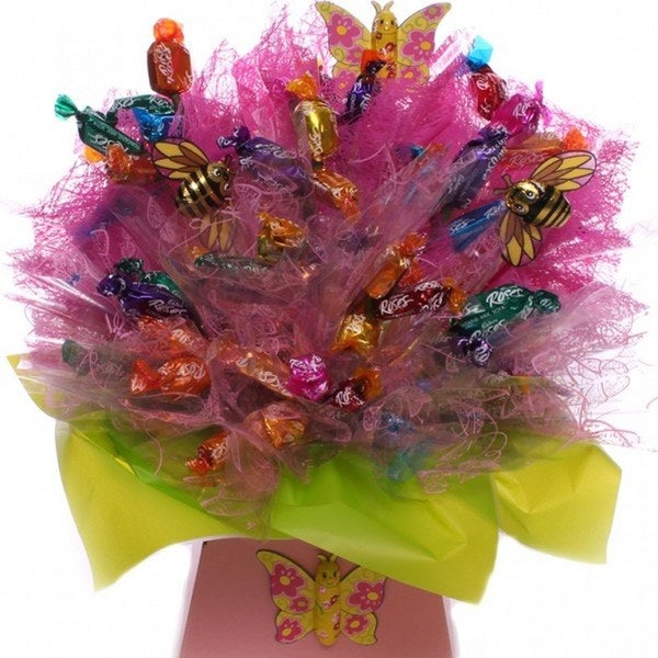 Springtime Jubilee Candy Bouquet