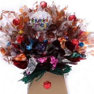Birthday Time Candy Bouquet
