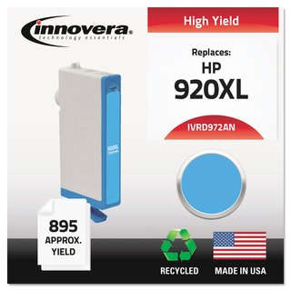 Innovera Remanufactured CD972AN (920XL) Ink 700 Page-Yield Cyan