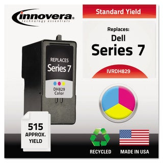 Innovera Remanufactured CH884 (Series 7) Ink 515 Yield Tri-Color