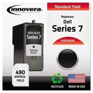 Innovera Remanufactured CH883 (Series 7) Ink 490 Yield Black