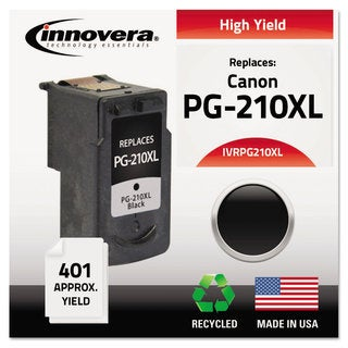 Innovera Remanufactured 2973B001 (PG210XL) Ink 401 Yield Black