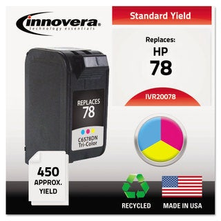 Innovera Remanufactured C6578DN (78) Ink 450 Page-Yield Tri-Color
