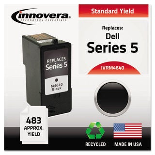 Innovera Remanufactured J5566 (Series 5) Ink 483 Yield Black