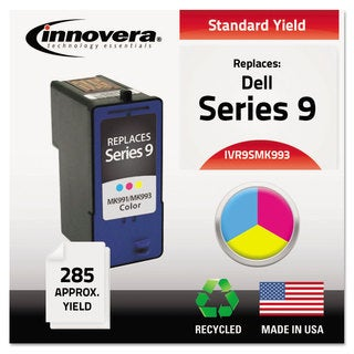 Innovera Remanufactured MK991 (Series 9) Ink 285 Yield Tri-Color