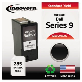 Innovera Remanufactured MK990 (Series 9) Ink 285 Yield Black