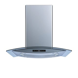 Winflo O-WH102B36 36-inch Stainless Steel/Tempered Glass Convertible Island Range Hood|https://ak1.ostkcdn.com/images/products/13993074/P20616768.jpg?_ostk_perf_=percv&impolicy=medium