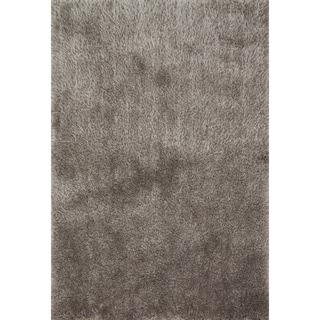 Hand-tufted Dream Grey Shag Rug (7'9 x 9'9)