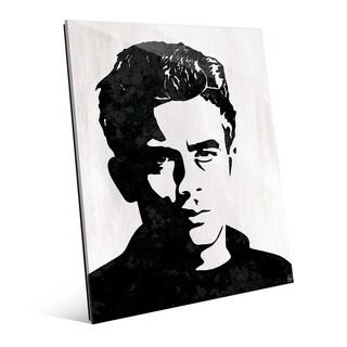 James Dean Acrylic Wall Art Print