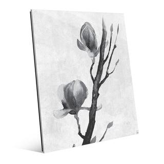 Flowers on a Vine Acrylic Wall Art Print