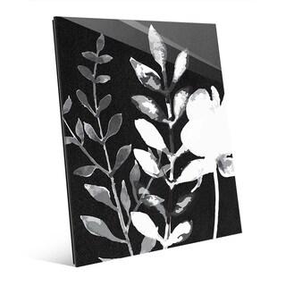 'Plant Negatives' Acrylic Wall Art Print