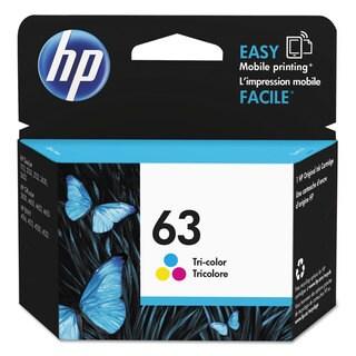 HP 63 (F6U61AN) Tri-Color Original Ink Cartridge