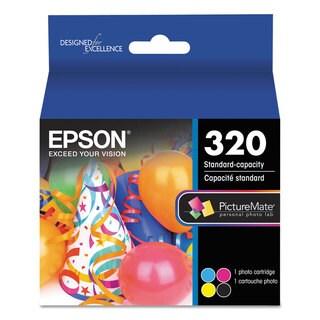 Epson T320 (320) Ink Black/Cyan/Magenta/Yellow