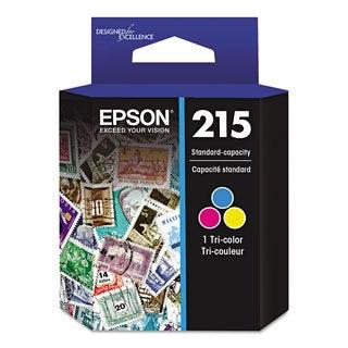 Epson T215530 (215) DURABrite Ultra Ink Tri-Color