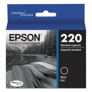 Epson T220120 (220) DURABrite ULettera Ink Black